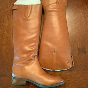 Sam Edelman leather riding boots